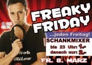 Freaky Friday mit DJ Rob Miloo