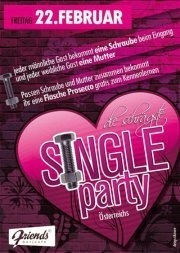 Die schrgste Single Party sterreichs