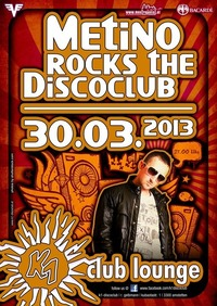 Metino rock the Discoclub