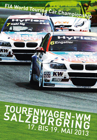 Tourenwagen-WM Salzburgring 2013
