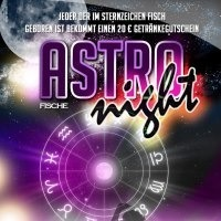 Donnerstags Special:: Astro Night