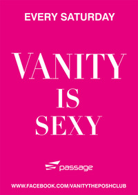 Vanity is Sexy!