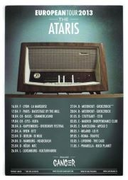 The Ataris (us) + Cancer (ch)
