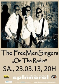 FreeMen Singers - On The Radio
