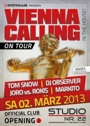 Vienna Calling on Tour