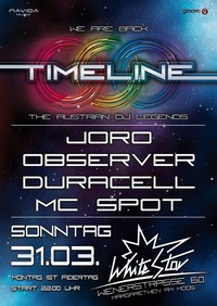 Timeline - Austrian Dj Legends