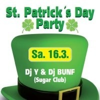 St. Patrick's Day-Party