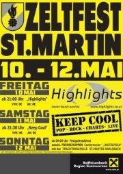 St. Martiner Zeltfest 2013