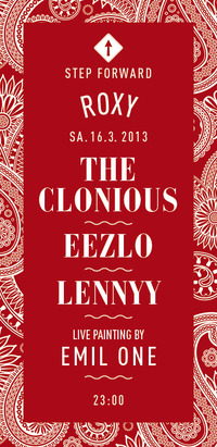 Step Forward X The Clonious X Eezlo