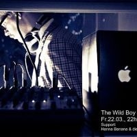 The Wild Boy + Support on the decks