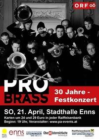 Pro Brass - Jubiläumskonzert