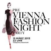 Pre Vienna Fashion Night Party