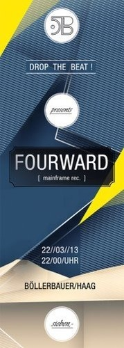 Drop The Beat pres. Fourward mainframe rec.