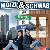 Moizi  Schwab - Von New York bis Nest Amstetten