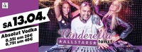 Cinderella tanzt Allstars Live