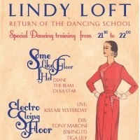 Lindy Loft - Return of the Dancing School