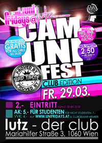 Cami Uni proved by Bad Taste Party Austria!