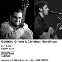 Christoph Schellhorn & Gottfried Gfrerer