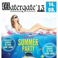 Absolut Summer Watergate