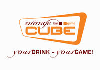 Orange Cube Lenaupark