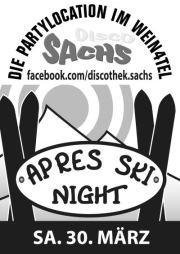Apres Ski Night
