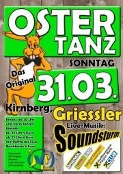 Ostertanz - Das Original am Ostersonntag