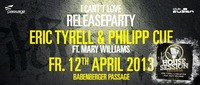 Club Fusion presents Eric Tyrell & Phillip Cue feat. Mary Williams