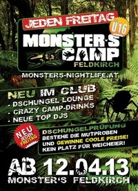 Monsters Camp