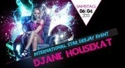 International Star Deejay Event - Djane Housekat