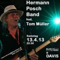 Hermann Posch Band feat. Tom Müller