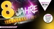 8 Jahre Technobase.fm - All Inclusive Party