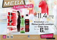Mega Ladies Night: Kiss the Coach