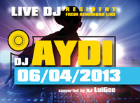 Dj Aydi  (Resident from Remembar Linz)