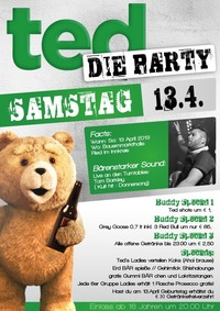 Ted - Die Party