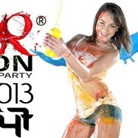 COLOR SENSATION - PAINT PARTY    AREA47 pres. by Raiffeisen Club