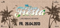 We Love Fiesta / Salsa kiss Rnb & House