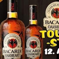 Bacardi Oakheart Tour Stop