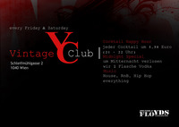 Floyds presents Vintage Club