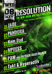 Resolution ! The NeW DnB Project !