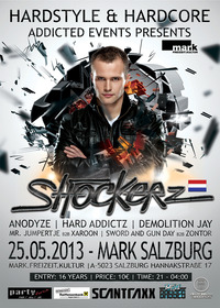 Addicted Events presents: Shockerz
