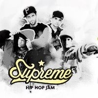 Supreme HipHop Jam: Penetrante Sorte/Chrizondamic/Chill-Ill live