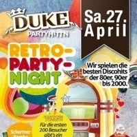 Retro-Party-Night