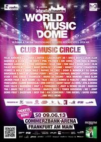 Der BigCityBeats - World Music Dome