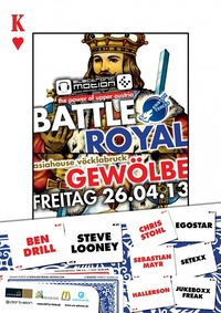 Battle Royal - the power of upper austria