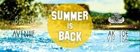 Summer is Back  pres. by Impressive Events