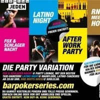 Die Party-variation meets Barpokerseries Turnier Id: 310