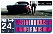 Fast&Furious 6 Tuning Roadshow