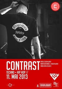 Contrast / Spinz Hip Hop, Hammerschmid Techno