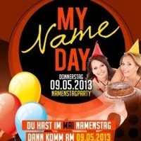 Donnerstag Special:: May Name Day