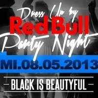 Dress Up by Red Bull Party Night - Black is Beautiful